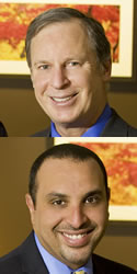 Alexandria Virginia Cosmetic Dentists Dr. James D Geren DDS and Dr. Zeyad Mady DDS